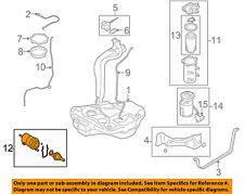 VW VOLKSWAGEN OEM 05-15 Jetta-Fuel Filter 6Q0201051J