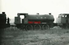 PHOTO  WD 106; HUNSLET 2889 MINISTRY OF SUPPLY AUSTERITY 18 0-6-0ST NO  106 AT W