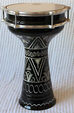 22cm TURKISH DARBUKA DRUM DOUMBEK TOMBAK