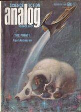 ANALOG Magazine October 1968 ~ Poul Anderson