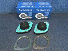 BMW E46 2x reinforced Strut mount Shock absorber Rear axle Reinforcement plate