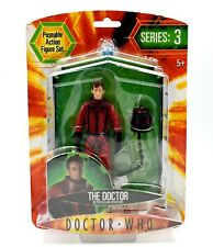 Doctor Dr. Who Series 3 - The Doctor in Pentallian Spacesuit Action Figure