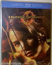 HUNGER GAMES - EDIZIONE STEELBOOK LIMITATA (BLU-RAY) JENNIFER LAWRENCE