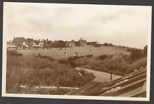 Postcard Frinton on Sea nr Clacton Essex early view of The Greensward RP Coates