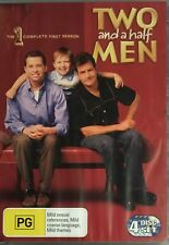 Two And A Half Men : Season 1 (DVD, 2006, 4-Disc Set)