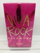 VIVA 6 X RIZOS ROCK AMPLIFICADOR TIGI JOHN RICHMOND PERFUMADO GEL DE DUCHA