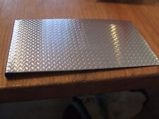 CUSTOM ALUMINUM DIAMOND PLATE BED INSERT for 50's & 60's TONKA STEPSIDE!!! COOL!
