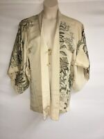 Vintage Japanese Kimono From Japan Happy Coat