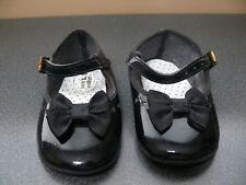 Baby Girl Wee Walker Black Size 2 (6-12 months)