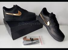 Nike Air Force 1 07 LV8 3 Black Größe 45 schwarz CT2252 001