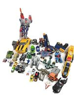 Transformers Toys Bundle Joblot Spares Hasbro Action Figures Decepticons