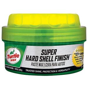Turtle Wax Original Car Polish Paste Shine Super Hard Shell Pro Finish 397g