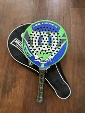 Wilson '13 Ugly Stick BLX Platform Tennis Paddle