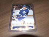 2017 UD Toronto Maple Leafs Centennial Memorable Moments Gold LANNY MCDONALD
