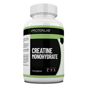 Creatine Monohydrate High Strength Energy Muscle 1000mg Tablets