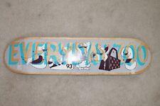 Zoo York PK Skateboard Deck Board Vintage Rare Supreme Mcfetridge Kaws Everyday