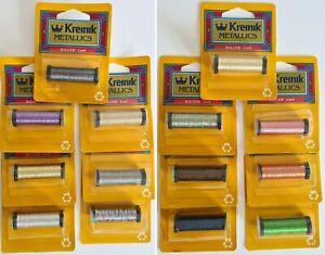 Kreinik Metallic Threads: Cord, 50m Reel