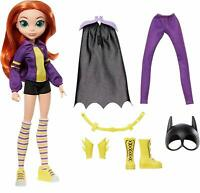 "DC Comics Superhero Girls Teen to Super Life Batgirl 10"" Doll New Action Figure"