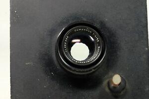 50mm f4 Schneider Componon mounted on Beseler lens board