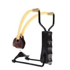 Fronde lance pierre avec poignet-slingshot-plein air loisir sport