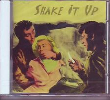 V.A. - SHAKE IT UP - Buffalo Bop 55082 50s Rock CD