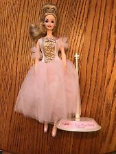 1996 Nutcracker Sugar Plum Fairy Ballerina Barbie