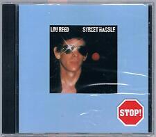 LOU REED STREET HASSLE CD F.C.  NUOVO SIGILLATO!!!