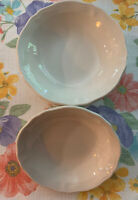 Vintage Federalist Ironstone White Soup Salad Cereal Bowl 4236 Made Japan