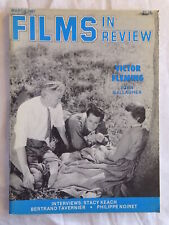 Films In Review Magazine March 1983 Stationmaster's Wife Lovesick Threshold
