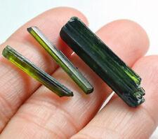16.6Ct Natural Green Tourmaline Crystal Facet Rough Specimen YBGT1187