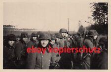 Orig. Foto Tarnhelme Ersatz-Btl. 1.Panzer-Div. Elitesoldaten Berlin-Spreenhagen