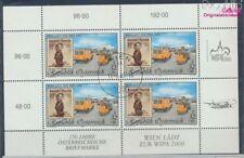 Autriche 2292I Feuille miniature oblitéré 1999 wipa 2000 (7783315