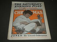 1904 DECEMBER 24 THE SATURDAY EVENING POST MAGAZINE - CHRISTMAS - SP 515