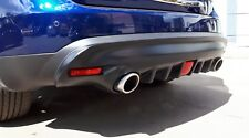 Rear Bumper Diffuser for Infiniti fx35 2nd gen fx37 fx50 qx70 fx30d s51