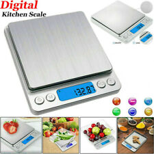 Kitchen Scales Food Bakings Weight Digital LCD Electronic Baker Weighing Scales