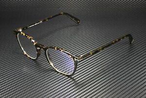 Tom Ford FT5583-B 056 Havana Clear Lens Plastic 50 mm Unisex Eyeglasses
