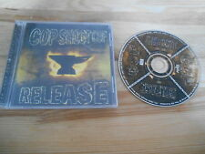 CD Indie Cop Shoot Cop - Release (13 Song) BIG CAT / ROUGH TRADE