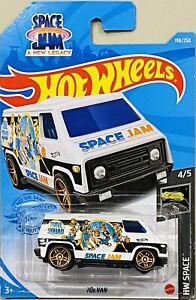 Hot Wheels Custom 70s Van Space Jam LeBorn James 2021 New Release M Box