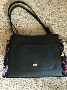 Betsey Johnson Wrapped Up in You 2 Satchel