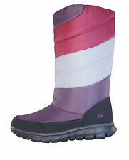 Skechers Synthetic Snow, Winter Boots for Women