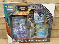 Pokemon Sun & Moon Burning Shadows GX Challenge Box Alolan Ninetales New Sealed