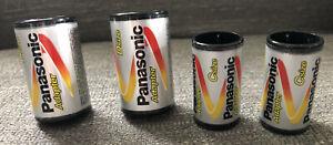 Original Panasonic Battery Adapter Two C Size & Two D Size