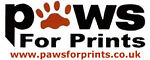 PAWS FOR PRINTS ANIMAL THEMED GIFTS