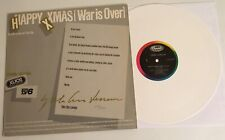 "John Lennon and Yoko Ono / 12"" Promo Single w/ Special Cover / Only 2000 made"