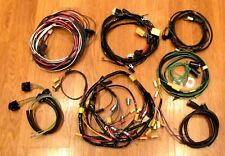 1956 CHEVY WIRE HARNESS KIT 4 DOOR HARDTOP with ALTERNATOR WIRING ** USA MADE **