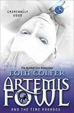 Artemis Fowl and the Time Paradox. Eoin Colfer-ExLibrary