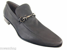 $780 Cesare Paciotti US 7.5 Daggered Fancy Satin Loafers Italian Designer Shoes