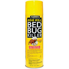 HARRIS BED BUG LICE PEST KILLER SPRAY 16 OZ   EGG-16