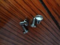 Colt 1911 Pistol Stainless Steel Grip Screws, Pack of 4