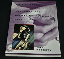 Eric Clapton ~ The Complete Recording Sessions book